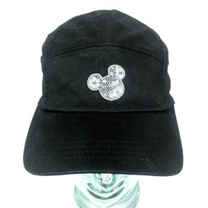 Disney Parks Mickey Bling Baseball Cap Hat Adult